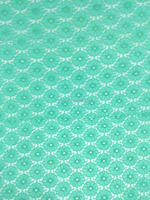 2015 100 % NYLON LACE FABRIC