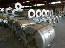 hot dipped competitive price galvalume steel coils