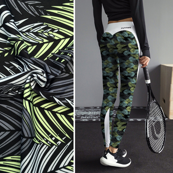 fabric factory dry fit supplex lycra fabric for sports leggings