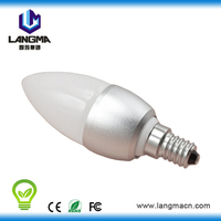 180 degree e14 led bulb e12 e27 b22 with AC COB led source
