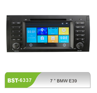 7 inch android wince car dvd player with gps navigation for BMW E39