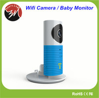 Colorful Night Vision Home Security P2P Wireless Video Camera Digital Baby Monitor Suppot IOS Android System