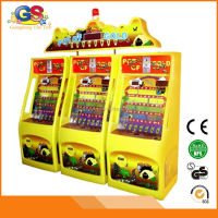 2015 new game zone attraction toy gift pinball cyclone game machine for adult