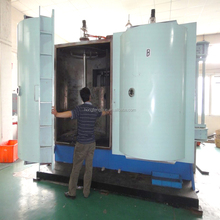 plastic high vacuum metallizer unit/Vacuum Machine For Chrome-like Finishes/Plastic decorative vacuum metalizing