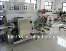 hot sale irregular lollipop die forming and packing machine with CE, ISO9001