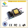 7w bulb led driver constant current