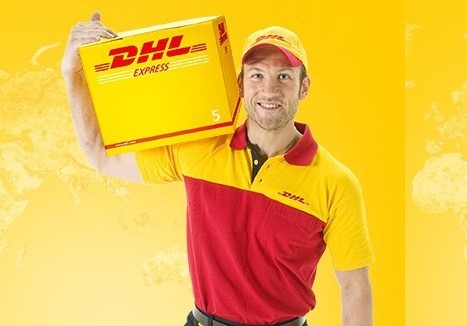 DHL express door to door delivery services from China to USA