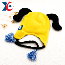 winter baby knitting cap knit animal beanie hat