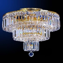 Zhongshan Factory wholesale 3 tier circular led ceiling light with mp3