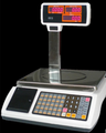 China factory cash register scale with printer