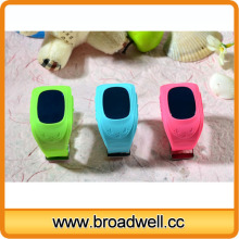 Popular Emergency GPS Tracker Bluetooth Bracelet Kids Cell Phone Watch With SIM Card Slot SOS Phone Call For Children