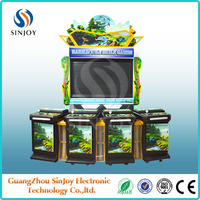 Phoenix Realm Skilled Fish mini cheap fish game machine/ocean king arcade cheat from Sinjoy