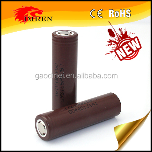 hot sale LG HG2 3000mAh 20A 18650 Electric Scooters cheap 18650 battery