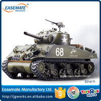 2014 new products wireless U.S.M4A3 SHERMAN RC Metal Model Tank