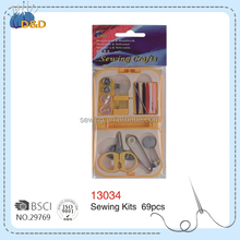 China wholesale websites sewing kit for adults