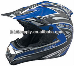 Motorcycle DOT full face helmet