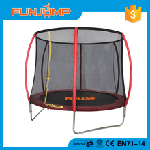 FUNJUMP 10ft PVC pipe second hand trampoline