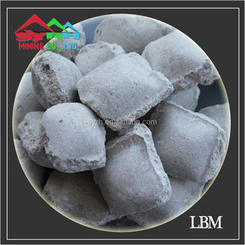 Caustic Calcined Magnesia Ball/ CCM