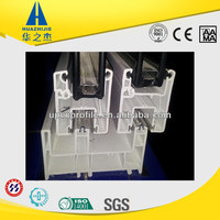 European Style ASA co-extrusion 88 sliding plastic window