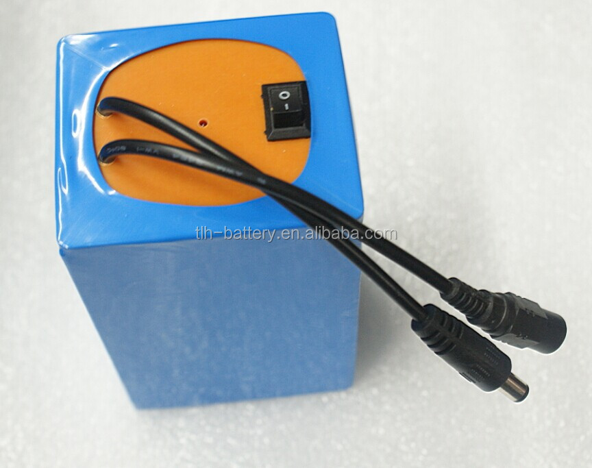 12v 10ah lithium battery pack for led strip
