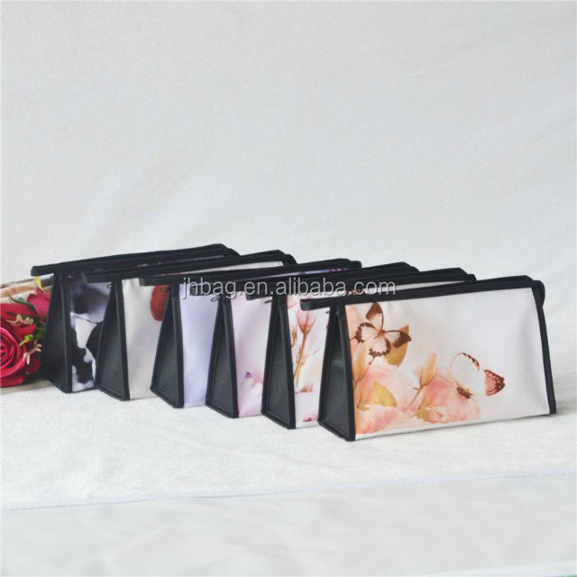 Three-piece cosmetic bag wholesale