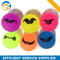 Vending Machine Rubber Bouncing Ball