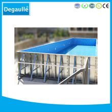 Wholesale swimming pool outdoor polyester mini fiberglass pools price