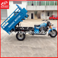 Direct Factory 150-250cc Three Wheel Vending Tricycle Bicycle Engine Kit Cargo Tricycle For Sales