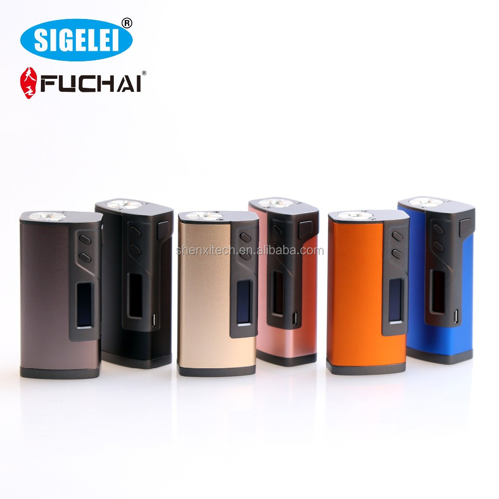 Factory Wholesale Price for Korea Popular Electronic Cigarette Hot Model Fuchai213 mod vaping