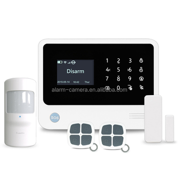 GSM 3G WIFI GPRS Security Alarm System G90B PLUS