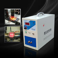 electromagnetic induction metal pipe welding machine