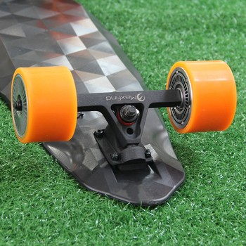 Four 4 wheels wholesale electric skateboard with remote control