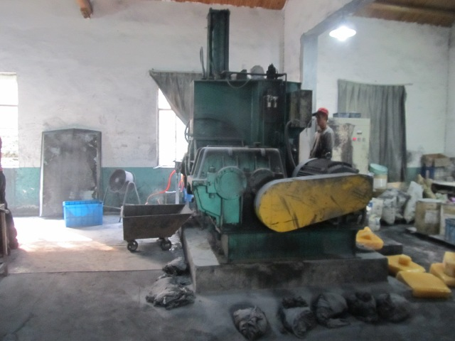 Rubber Mixing Process