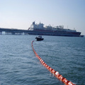 Fire proofing boom/floating boom/oil spill boom