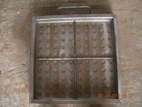 rubber tile mold for rubber tile making machine