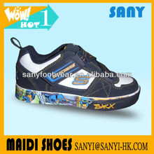 Accept OEM Hot Selling Popular Professional Boy Sport Skate Shoes From China Market