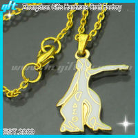 2013 Souvenir Masonic /OES Symbol Delta Necklace GFT-MS02