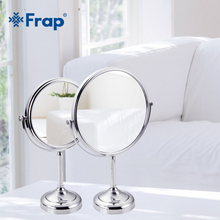 Frap New Arrival Makeup Mirror Professional Vanity Mirror Bathroom Accessories 180 Rotating Free Magnifier F6208