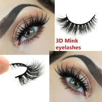 Wholesale Beauty Makeup Tools Mink Eyelashes