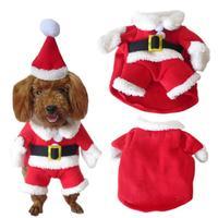 Custom Fashion style Pretty Dog Christmas Clothes