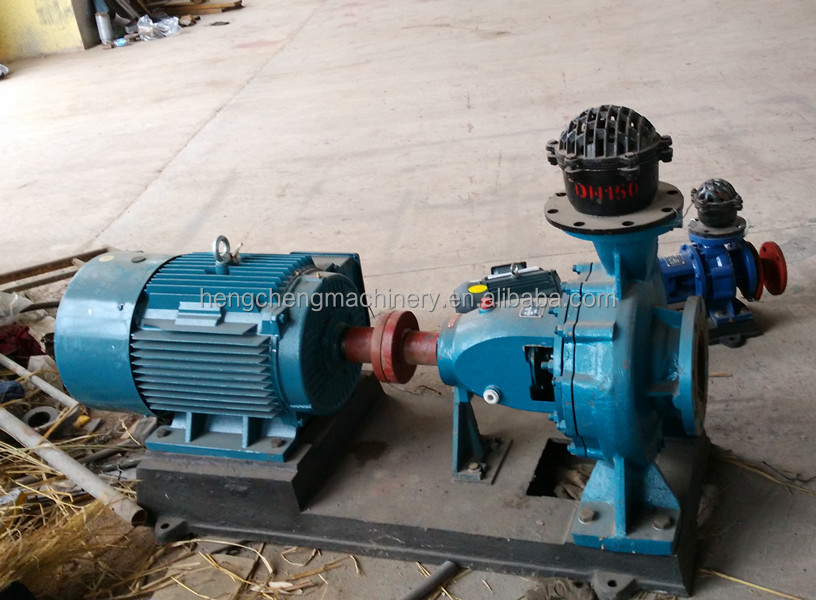 china made high quality centrifugal gold mining water pump