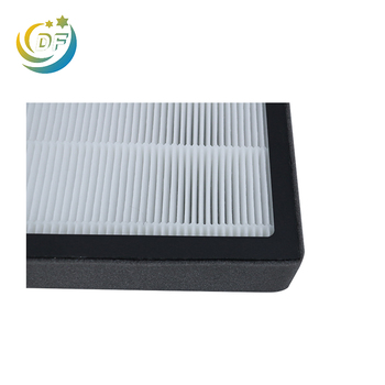 New fashion design air cleaner replacement hepa filters