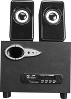 2.1 multimedia subwoofer home theater speaker systems