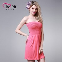 Sexy Women Summer Boho Long Maxi Evening Cocktail Party Beach Lace Chiffon Dress Y165
