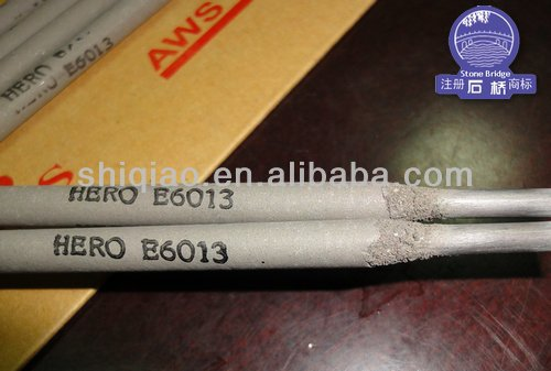 Flux coated Hero E6013! kobelco welding electrodes