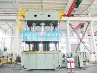hydraulic press construction machine 1000 ton, cold extrusion press machine