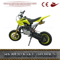 Sell New Style kids mini gas motorcycles 50cc 2 stroke