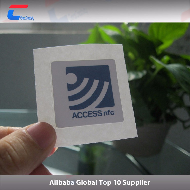 Passive cd rfid tag rfid tags nfc NTAG 203 tag with factory price