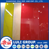 Colorful High glossy UV board