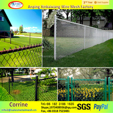 Acero inoxidable 316l chain link fence, cerca del <span class=keywords><strong>jardín</strong></span> puerta, cancha <span class=keywords><strong>de</strong></span> baloncesto <span class=keywords><strong>valla</strong></span>